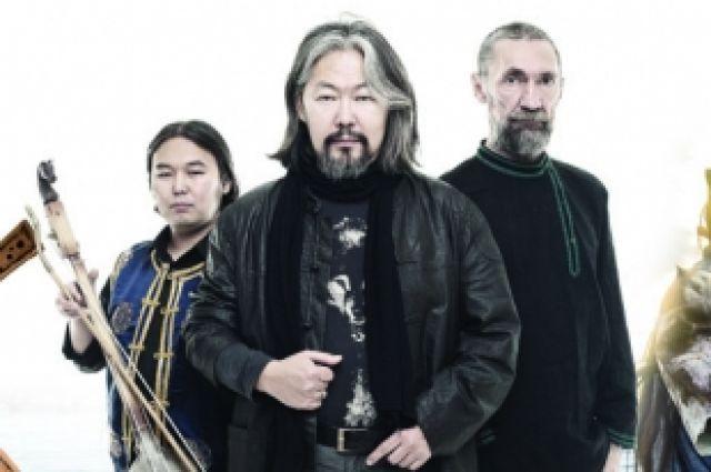 Легендарное трио вновь на Иркутской земле.