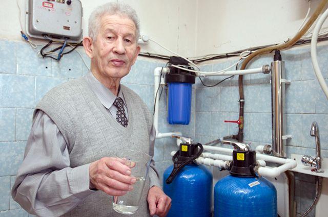 Анализ водопроводной воды в Московском районе г