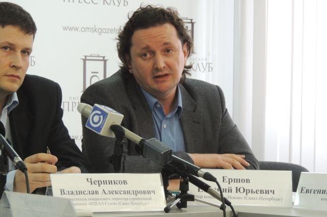 Евгений Ершов, директор коммерческого отдела компании «Идеал-Строй».