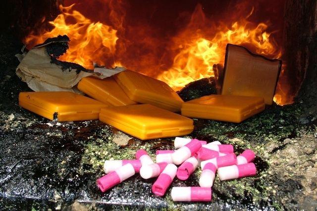 За январь-февраль 2014 года в Иркутской области изъято 128 кг наркотических, психотропных и сильнодействующих средств.