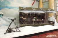 Дрейфующая станция «СП-1» - экспонат музея Арктики и Антарктики.