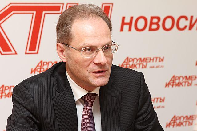 Новосибирский экс-губернатор Юрченко попал в больницу