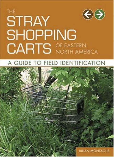 В рамках этой работы Джулиан Монтагью создал справочник для идентификации брошенных магазинных тележек.