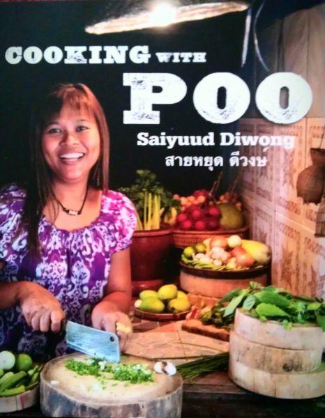 Конфуз этой книги заключается в том, что прозвище автора книги на тайском языке означает «краб», в то время как в английском языке слово «poo» служит для обозначения экскрементов в разговорах с детьми.