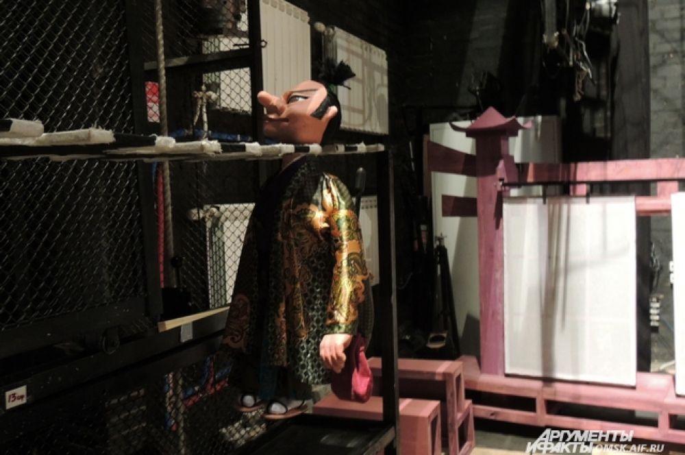 Международный день кукольника отмечает омский театр «Арлекин»