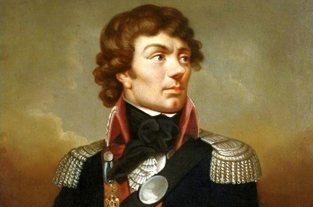 Портрет Тадеуша Костюшко кисти Карла Готлиба Швайкарта.