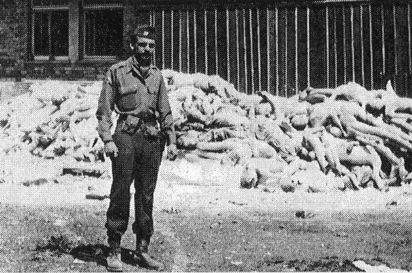 Советских заключённых фашисты также использовали в качестве мишеней для тренировки молодых солдат Третьего рейха.