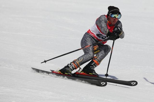 В «Солнечной долине» прошел Кубок губернатора по горным лыжам и сноуборду