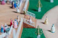На макете можно будет изучить доподлинную историю флота, архитектуры, костюма и популярных городских событий.