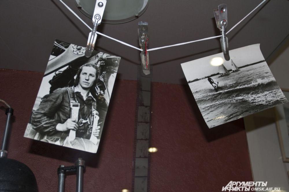 Фотовыставка «Омск и омичи» открылась в Краеведческом музее.