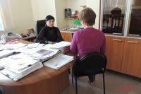 На приёме у психолога Натальи Киселёвой больная, у которой нет документов и средств на жизнь.