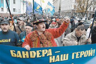 Две трети погибших на евромайдане - выходцы с запада Украины. Но стоило ли умирать за бандеровские идеи?