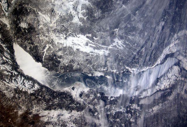 Большинство землетрясений в регионе зарождаются в Байкале.