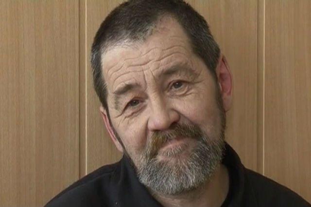 оппозиционер Сергей Мохнаткин в зале суда