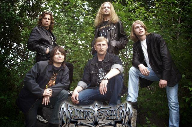 Омская рок-группа «МагистериуМ».