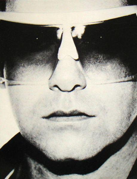 Фрагмент обложки альбома «Victim Of Love», 1979 год.