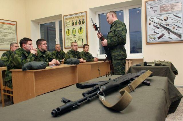 В Омске начались антитеррористические учения.