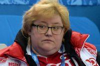 Нина Мозер на XXII зимних Олимпийских играх в Сочи.