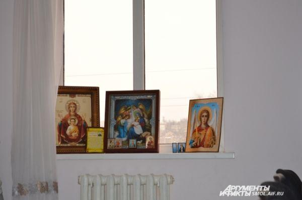 Несмотря на то, что Дом для мам открыт при православном храме, сюда может прийти женщина любого вероисповедания.