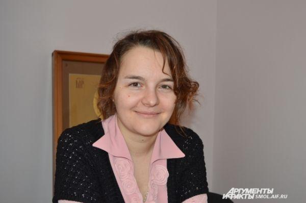 Татьяна Скрипка, директор Дома.