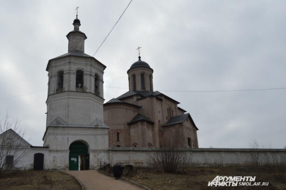 Дом для мам открыт при храме Михаила Архангела.