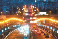 За три года реконструируют 233 км дорог Москвы.