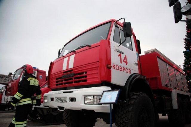 В Омске загорелась пятиэтажка.