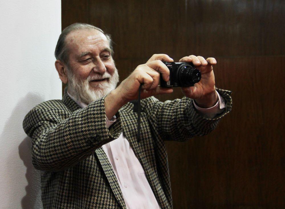 Заслуженный художник России Борис Склярук
