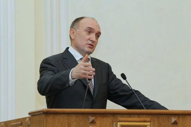 «Не кусайте руку, которая кормит» — Дубровский рассказал о развитии региона
