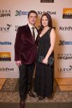 Паша Шилько с супругой