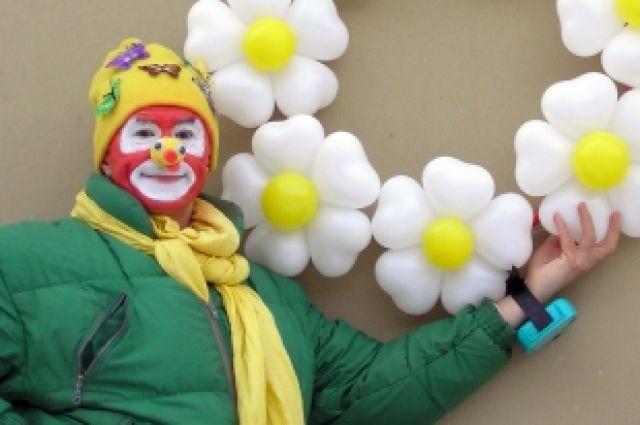 Знаменитый клоун Вовочка околпачит жителей Екатеринбурга