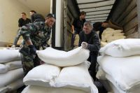 Гуманитарную помощь жителям Крыма собирают по всей России.