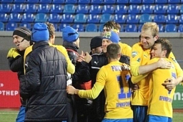 Заслуженный выход в полуфинал ФК «Луч-Энергия».
