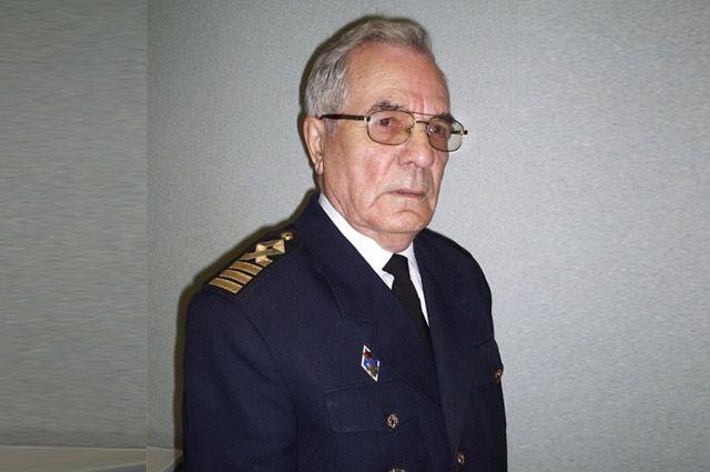 Капитан Борис Булатов.