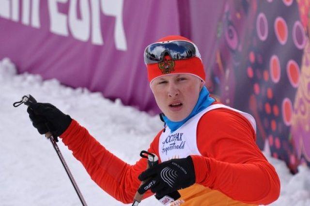 Паралимпиец Григорий Мурыгин выиграл золотую медаль на чемпионате России.