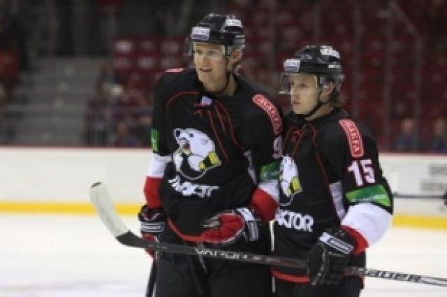 Антон Глинкин и Андрей Попов остаются в «Тракторе»