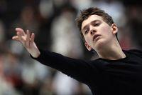 Максим Ковтун — одна из главных надежд России в мужском одиночном фигурном катании.