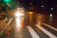В Омске в результате ДТП скончалась женщина-пешеход.