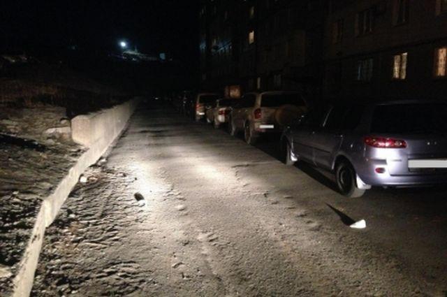 ДТП во Владивостоке