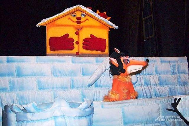 Куклы хабаровского театра