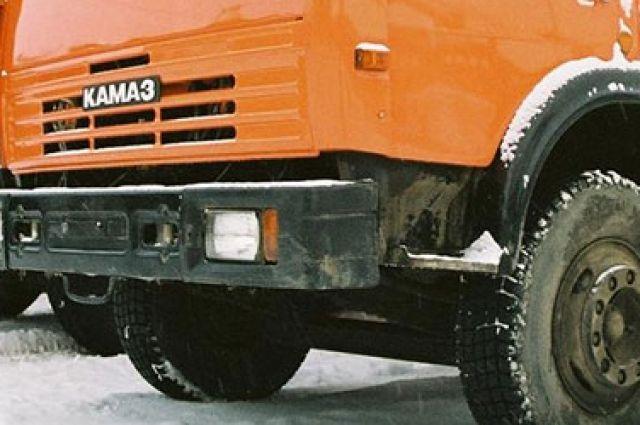 Водитель КамАЗа признан виновным в гибели пешехода.