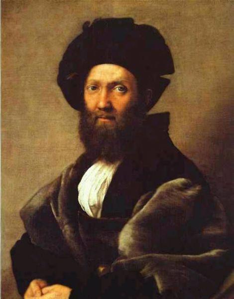 В 1514 году скончался Браманте, Рафаэль стал главным архитектором строившегося собора Святого Петра и должность главного хранителя древностей. В этот период художник создал ряд выдающихся портретов, но в свете коммерческого характера этих работ, превзойти успех «Сикстинской Мадонны» ни одна из них не смогла.