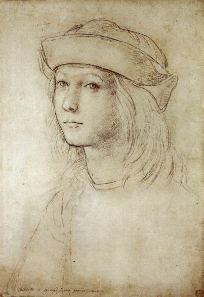 Рафаэль с детства был приучен к искусству – его отец Джованни Санти был художником и поэтом, так что свою первую фреску будущий классик написал уже в пятнадцать лет. Правда, всего через три года он остался круглым сиротой – в 1501-м году умерла его мать Марджи Чала, а отца не стало, когда Рафаэлю было всего одиннадцать лет.