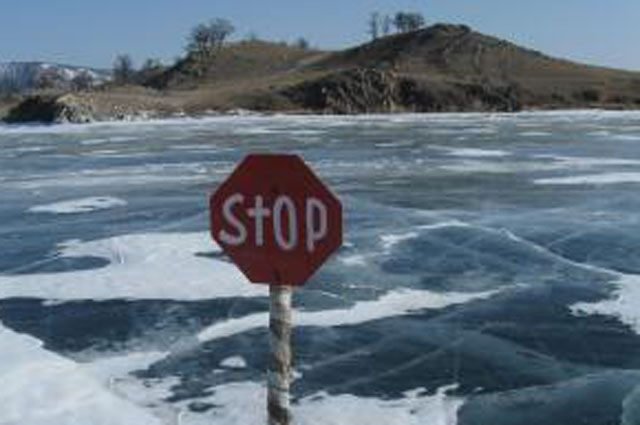 На Среднем Урале закрыли 10 ледовых переправ