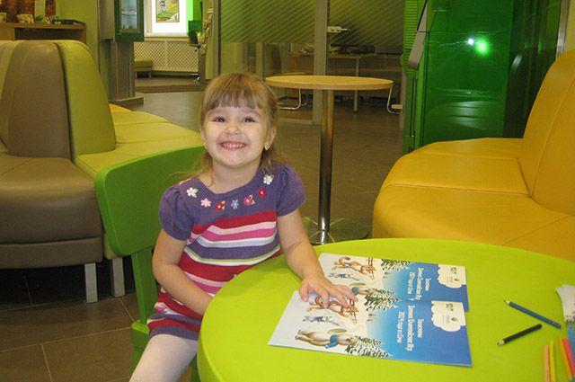 В офисах Сбербанка в Сургуте появились детские терминалы
