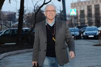 Александр Митта. 2014 год.