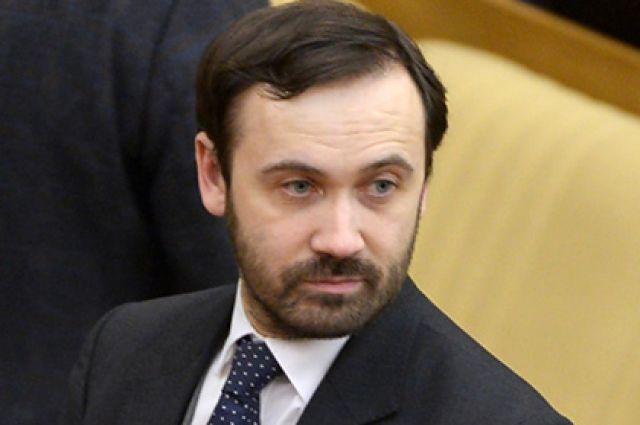 Илья Пономарёв.