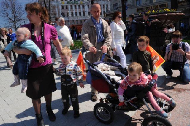 Какие льготы положены многодетным семьям в 2019 году в Санкт-Петербурге