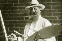 Василий Верещагин, 1902 год.