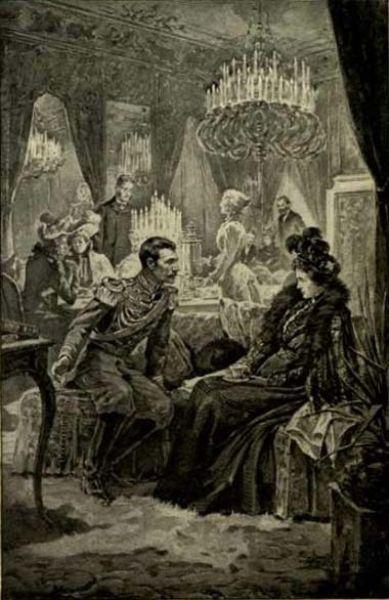 Роман «Анна Каренина» быстро стал известен и в западном полушарии, где издавался большими тиражами с красочными иллюстрациями. Впрочем, западным иллюстраторам удалось сполна уловить дух и настроение романа.